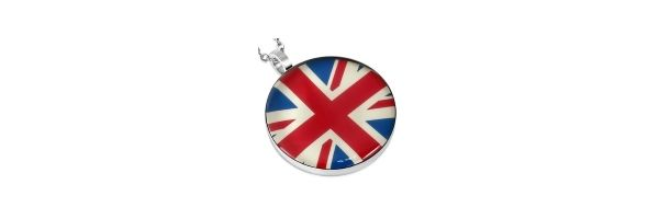 Flags pendant