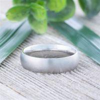 60 (19.1) Bungsa© silberner RING für Damen...
