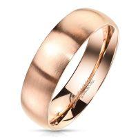60 (19.1) Bungsa© rosegoldener RING für Damen...