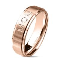 Ring MOM Mama stainless steel ladies