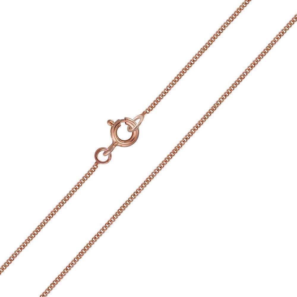 Kette Gliederkette aus 925 Silber Damen