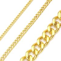 Byzantine chain classic links gold made of stainless...