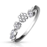 Toe ring classic 925 silver ladies